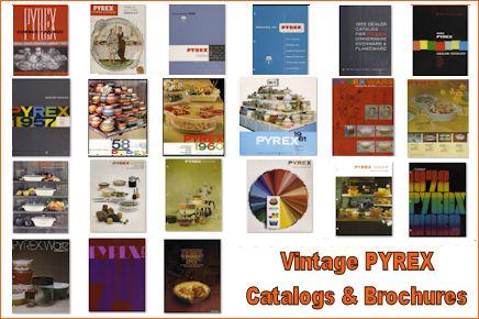 Pyrex Vintage Pattern Guide Pyrex Love