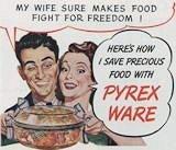 Pyrex 1944 Ad